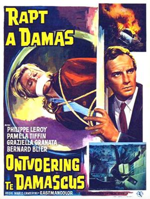 Rapt à Damas - Poster - Belgique