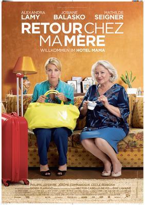 Vuelta a casa de mi madre - Poster - Swiss