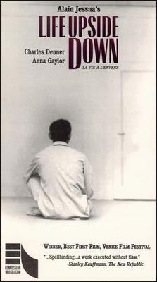 Life Upside Down - Jaquette VHS Etats-Unis