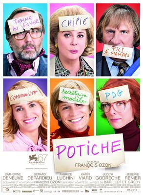 Potiche - Poster - France