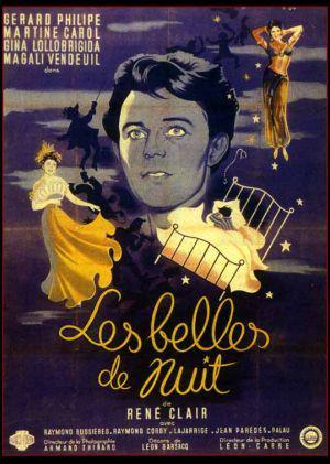 Night Beauties - Poster France