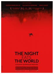 The Night Eats the World - Poster - International