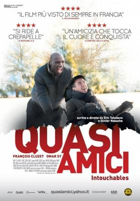 Untouchable hits screens in Italy