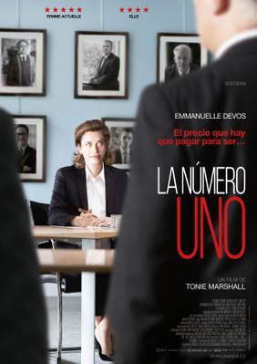 Numéro Une - Poster - Spain