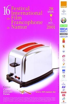 Festival Internacional de Cine Francófono de Namur - 2001