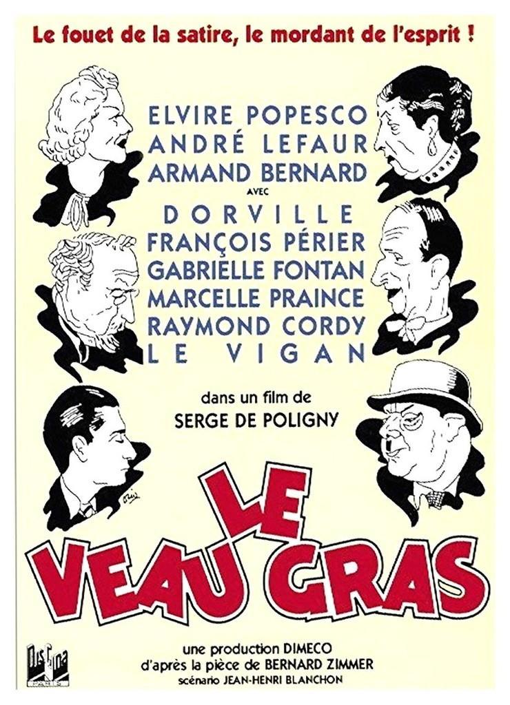 Le Veau gras