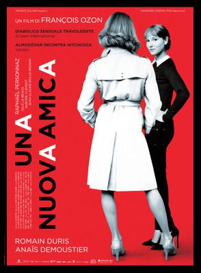 Une nouvelle amie - Poster - Italy