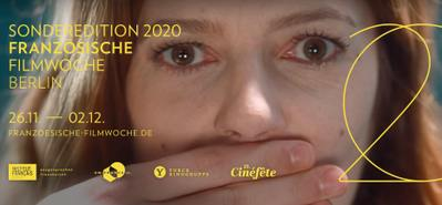20th French Film Week in Berlin to be held entirely online