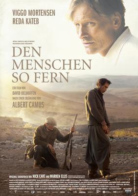 Lejos de los Hombres - Poster - Germany