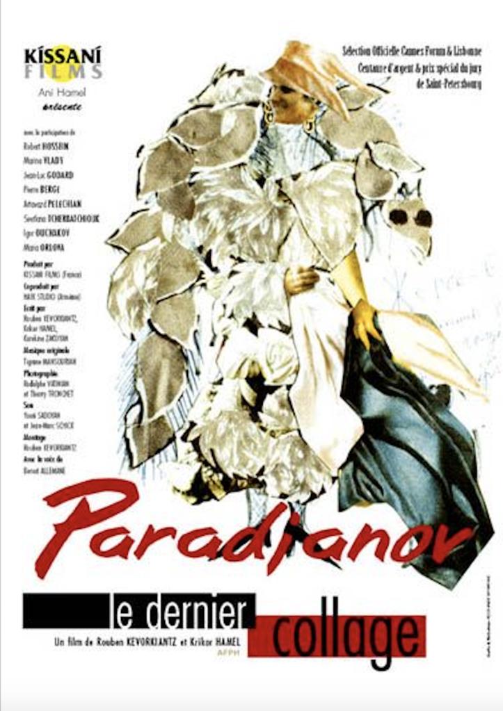 Paradjanov, le dernier collage