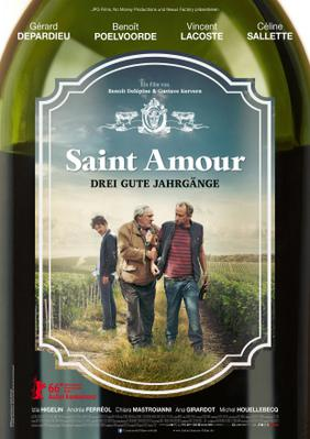 Saint Amour - Poster Allemagne