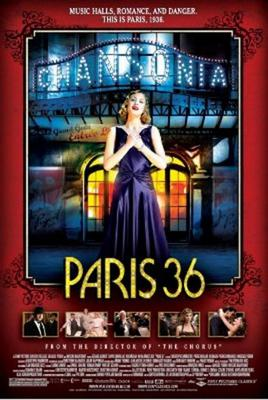Paris 36 - Poster - UK