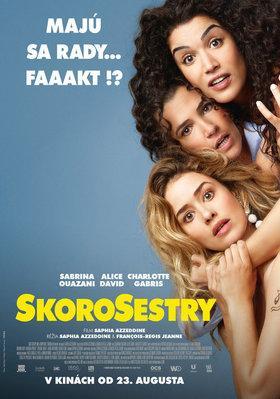 Demi-sœurs - Poster - Czech Republic