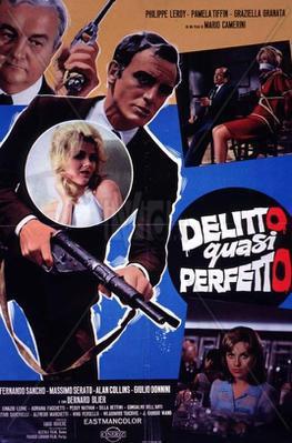 Delito casi perfecto  - Poster - Italy