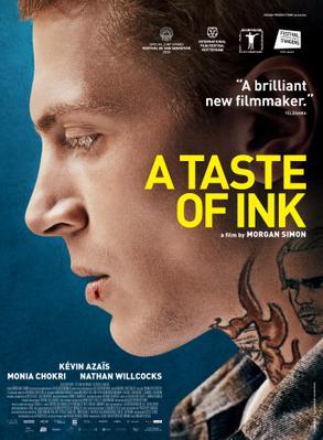 A Taste of Ink - Poster - International