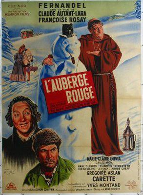 L'Auberge rouge - Poster Etats-Unis