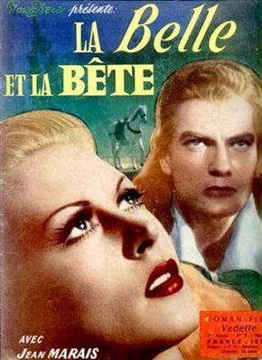 La Belle et la Bête (J. Cocteau)