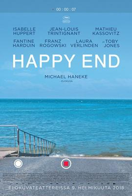 Happy End - Poster - Finland