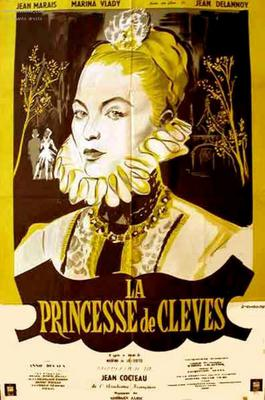 Princess of Cleves - Poster France (2)