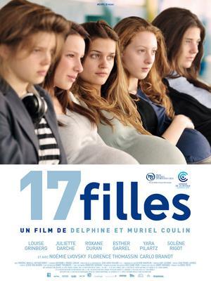 17 filles - Poster - France