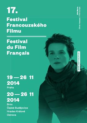 Festival de Cine Francés en la República Checa - 2014