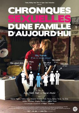 Sexual Chronicles of a French Family - Poster - France 1/6