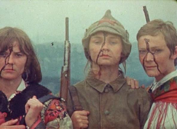 Le Soldat et les trois soeurs