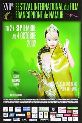 Festival Internacional de Cine Francófono de Namur - 2002