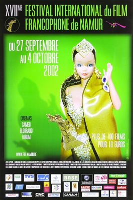 FIFF - Festival international du film francophone de Namur  - 2002