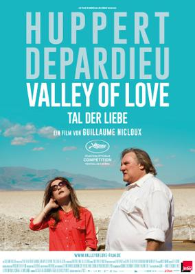 Valley of Love - Poster - Germany