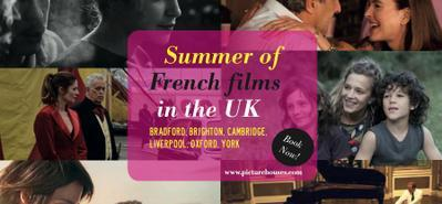 Summer of French Films  - 2015