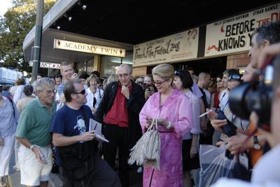 Catherine Deneuve in Australia