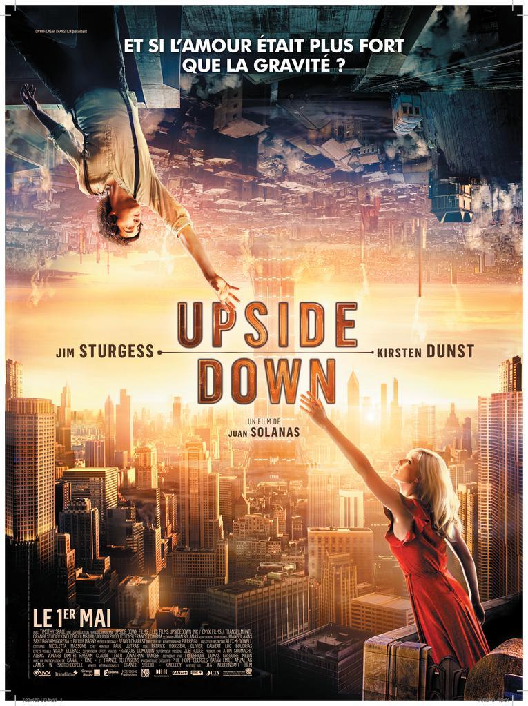 Les Films Upsidedown Inc.