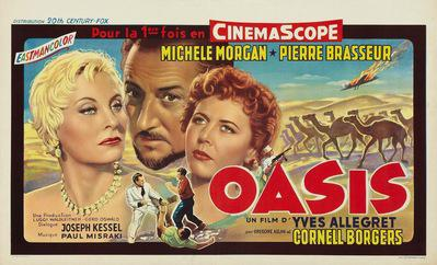 Oasis - Poster Belgique