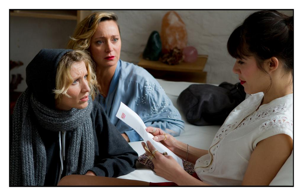 Julie Ferrier - © 2013 Pascal Chantier, Europacorp, Few, Tf1 Films Production
