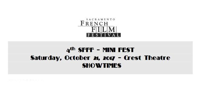 5 French shorts and 5 French features at the Sacramento Mini Fest