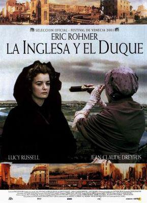 La Inglesa y el duque - Poster Espagne
