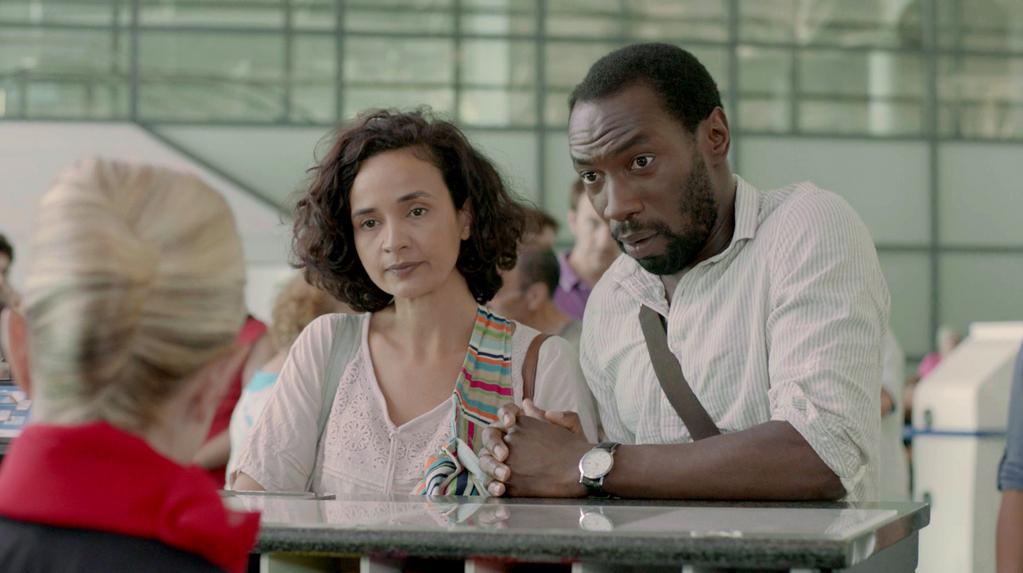 Festival Internacional de Cortometrajes de Drama - 2014
