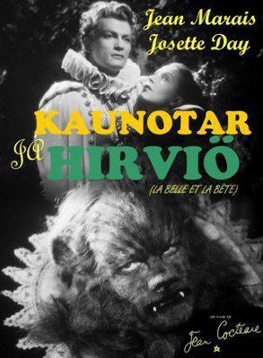美女と野獣 - Affiche Hongrie