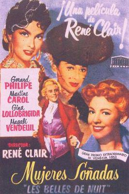 Night Beauties - Poster Espagne