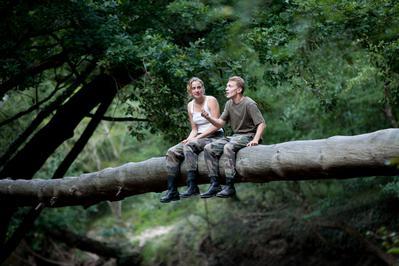 Adèle Haenel - © Nord-Ouest Films et Julien Panié