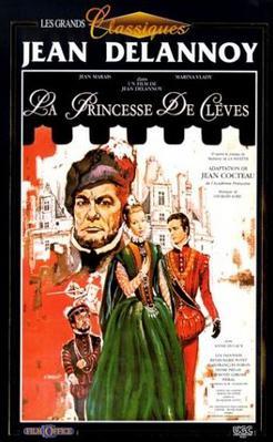 La Princesse de Clèves - Poster France VHS