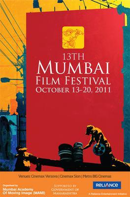 Festival du film de Mumbai - 2011