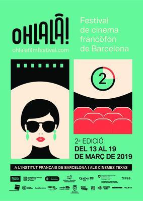 OHLALÀ! Festival de cinema francòfon de Barcelona - 2019