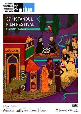 Festival du film d'Istanbul - 2018