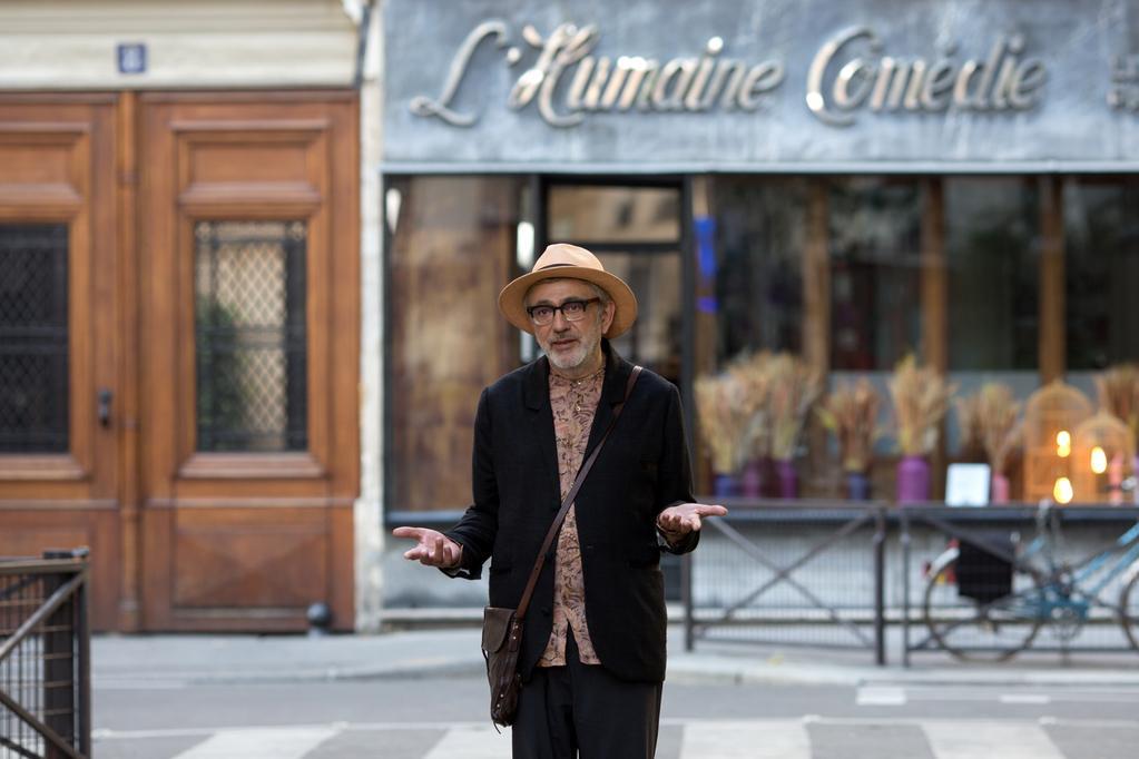 George Kheifi - © Carole Bethuel