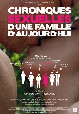 Chroniques sexuelles d'une famille d'aujourd'hui - Poster - France 2/6