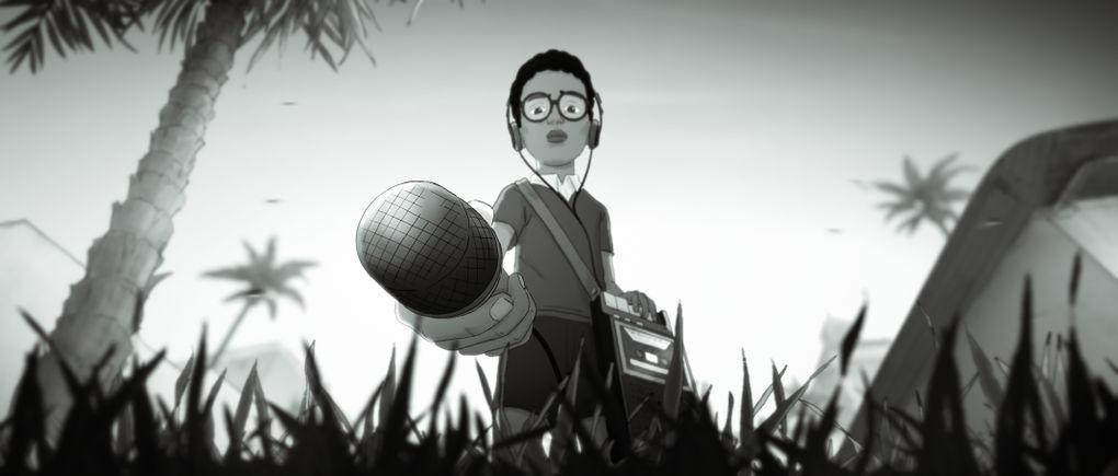 Quentin Reubrecht - © Xilam Animation - Auvergne-Rhône-Alpes Cinéma