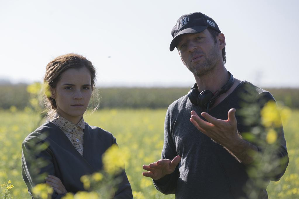 Colonia -  Emma Watson et Florian Gallenberger