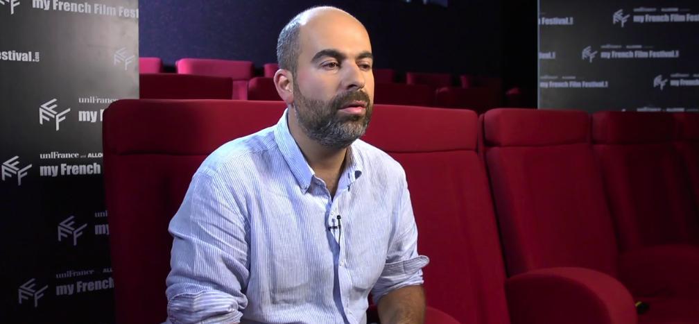 インタヴュー : Marc Fitoussi